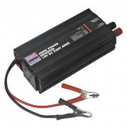 Sealey 500W Power Inverter 12V DC - 230V 50Hz Model No-PI500