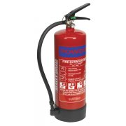 Sealey 6kg Dry Powder Fire Extinguisher Model No-SDPE06