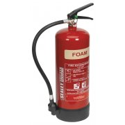 Sealey 6ltr Foam Fire Extinguisher Model No-SFE06