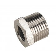 "Sealey Adaptor 1/2""BSPT Male to 1/4""BSP Female Model No-SA1/1214F"