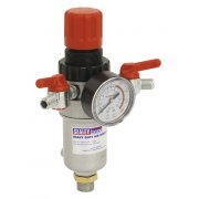 Sealey Air Filter/Regulator Heavy-Duty Model No-SA2FR