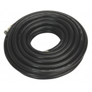 "Sealey Air Hose 10mtr x 10mm with 1/4""BSP Unions Heavy-Duty Model No-AH10RX/38"