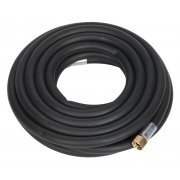 """Sealey Air Hose 10mtr x 13mm with 1/2""""BSP Unions Extra Heavy-Duty Model No-AH10R/12"""