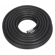 """Sealey Air Hose 20mtr x  13mm with 1/2""""BSP Unions Extra Heavy-Duty  Model No-AH20R/12"""