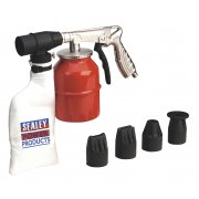 Sealey Air Recirculating Sand Blasting Kit Model No-SG10