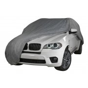 Sealey All Seasons Car Cover 3-Layer - Extra Extra Large Model No-SCCXXL