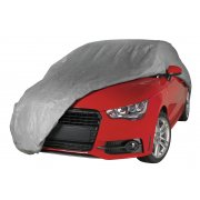 Sealey All Seasons Car Cover 3-Layer - Medium Model No-SCCM