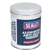 Aluminium Anti-Seize Compound 500g Tin : Model No.SCS103