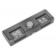 Sealey Auto 8 LED Light with PIR Sensor Model No-GL93