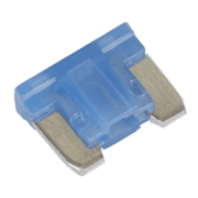 Sealey Automotive MICRO Blade Fuse 15A - Pack of 50 Model No.-MIBF15