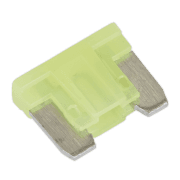Sealey Automotive MICRO Blade Fuse 20A - Pack of 50 Model No.-MIBF20