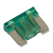 Sealey Automotive MICRO Blade Fuse 30A - Pack of 50 Model No.-MIBF30