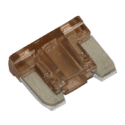 Sealey Automotive MICRO Blade Fuse 7.5A - Pack of 50 Model No.-MIBF75