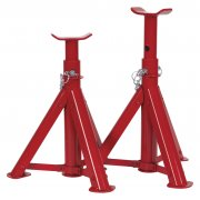 Sealey Axle Stands 2tonne Capacity per Stand 4tonne per Pair TUV/GS Folding Type Model No-AS2000F