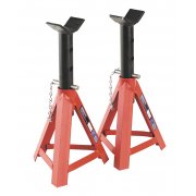 Sealey Axle Stands 5tonne Capacity per Stand 10tonne per Pair Model No-AS5000