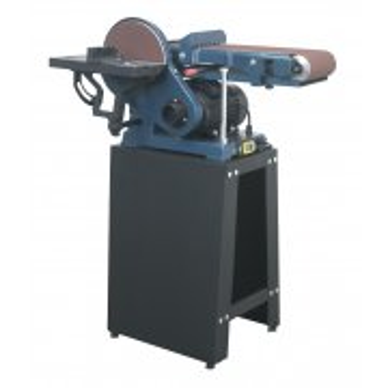 Sealey Belt/Disc Sander Floor Standing 1220 x 150mm/ 230mm Model No-SM15
