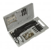 Sealey Blind Nut & Stud Riveting Kit Model No-AK396