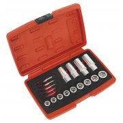 Sealey Bolt, Stud & Screw Extractor Set 18pc Model No- AK751