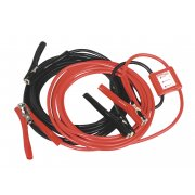 Sealey Booster Cables 7mtr 450Amp 25mm with 12/24V Electronics Protection Model No-PROJ/12/24