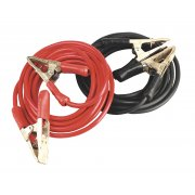 Sealey Booster Cables Extra Heavy-Duty Clamps 50mm x 6.5mtr Copper 900Amp Model No-SBC50/6.5/EHD