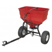 Sealey Broadcast Spreader 80kg Tow Behind Model No-SPB80T