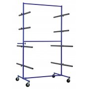 Sealey Bumper Rack Double-Sided 4-Level Model No-RE55