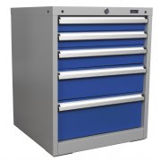 Sealey Cabinet Industrial 5 Drawer Model No-API5655B