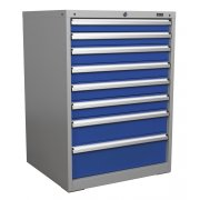 Sealey Cabinet Industrial 8 Drawer Model No-API7238
