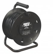 Sealey Cable Reel 50mtr 2 x 230V Model No-BCR50