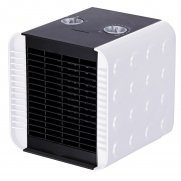 Sealey Ceramic Fan Heater 1500W/230V 2 Heat Settings with Thermostat Model No-CH2013
