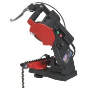 Sealey Chainsaw Blade Sharpener - Quick Locating 85W Model No-SMS2002C