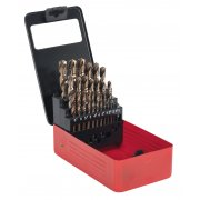 Sealey Cobalt Drill Bit Set 25pc Metric Model No-AK4702