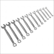 Sealey Combination Spanner Set 12pc Lock-On? 6pt - Metric Model No-AK63921