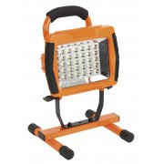 Sealey Cordless 30SMD LED Rechargeable Portable Floodlight Lithium-ion - Orange Model No-LED109CO