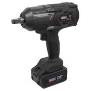 "Cordless Impact Wrench 18V 4Ah Lithium-ion 1/2""Sq Drive Model No-CP1812"