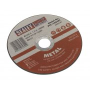 Sealey Cutting Disc 100 x 1.2mm 16mm Bore Model No-PTC/100CET