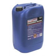 Sealey Degreasing Solvent 1 x 25ltr Container Model No-AK2501