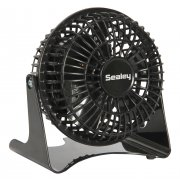 "Sealey Desk Fan Mini 4"" 230V Model No-SFF04"