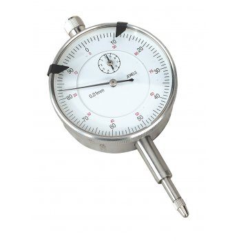 Sealey Dial Gauge Indicator 10mm Travel Metric Model No-AK961M
