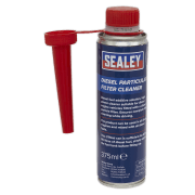 Sealey Diesel Particulate Filter Cleaner 375ml Model No.-DPFPC375