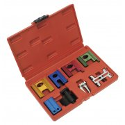 Sealey Diesel & Petrol Setting/Locking Kit 8pc Model No-VSE170