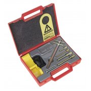 Sealey Diesel/Petrol Setting/Locking Kit - Renault, Vauxhall/Opel - Belt Drive Model No-VS122