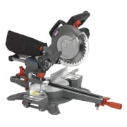 Double Sliding Compound Mitre Saw 216mm : Model No.SMS216