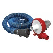Sealey Exhaust Fume Extraction System 230V - 370W - Single Duct Model No-EFS101