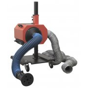 Sealey Exhaust Fume Extractor with 6mtr Ducting Model No-EFS/93