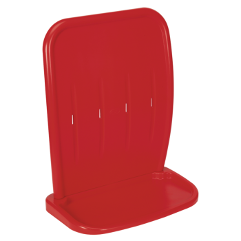 Sealey Fire Extinguisher Stand - Double Model No-SFEH02