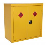 Sealey Flammables Storage Cabinet 900 x 460 x 900mm Model No-FSC05