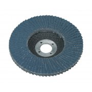 Sealey Flap Disc Zirconium 100mm 16mm Bore 40Grit Model No-FD10040