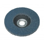 Sealey Flap Disc Zirconium 100mm 16mm Bore 60Grit Model No-FD10060