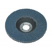 Sealey Flap Disc Zirconium 100mm 16mm Bore 80Grit Model No-FD10080